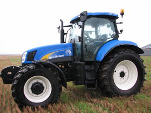 New Holland T6080 var en av finalisterna i Tractor of the Year 2009 och fick där utmärkelsen The Golden Tractor för bästa design tillsammans med Massey Ferguson 8690 Dyna-VT.