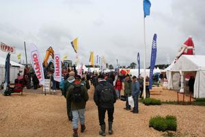 Elmia Wood besöks av folk från hela världen. Nästa mässa är 2013, men däremellan arrangeras Skogs Elmia, även det i Jönköping, år 2011.