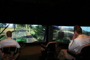 AutoTrac med GPS, Harvest Smart och iDoc är några exempel på ny teknik från John Deere.