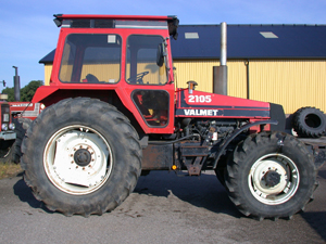 Valmet 2105 data