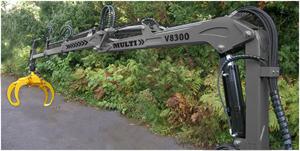 Indexators IR-rotatorer är främst utvecklade för att användas med grävmaskiner och stora kranar för tyngre arbeten inom skogsbruk, materialhantering.