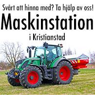 Agrar maskinstation
