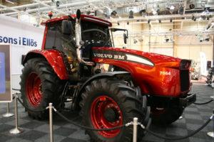 Olsson i ellös traktor