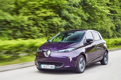 Renault okar marknadsandel