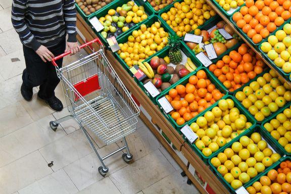 Livsmedelsförsäljningen fortsätter att öka i Sverige