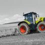 Garanti på begagnade traktorer från Claas