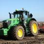 Fler traktorer i Danmark