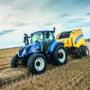 Fler kompakta traktorer från NH