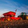 6,47 ton ärtor per hektar