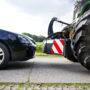 Lantmännen Maskin lanserar påkörningsskydd från Tractor Bumper